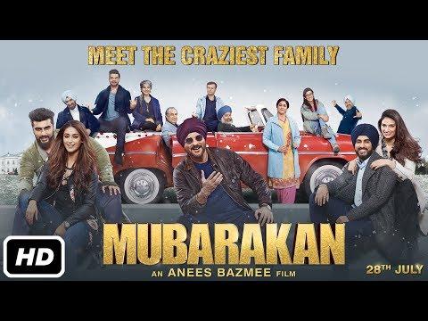 Watch Mubarakan (2017) Full Movie online