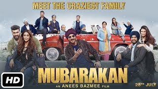 Mubarakan Trailer 2 - Meet the Craziest...