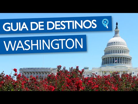 Guia de Destinos: Washington DC