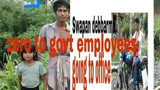 Swapan debbarma a real man of Tripura,