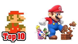 Top 10 Changed Video Game Characters