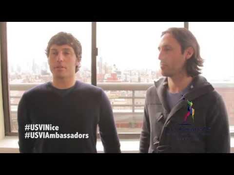 USVI Ambassadors: Paul & Gregg Rosen