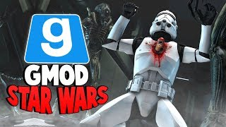 Gmod Star Wars RP - INFECTED OUTBREAK