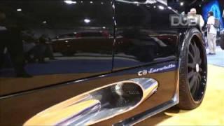 SEMA 2008: Spyker C8 Laviolette
