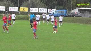 Podbrezová U-19 VS. FK Senica ...I.LSD...05.09.2015