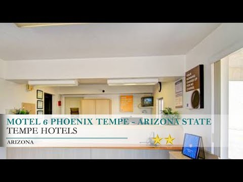 Motel 6 Phoenix Tempe - Arizona State University Motel - Tempe,Arizona