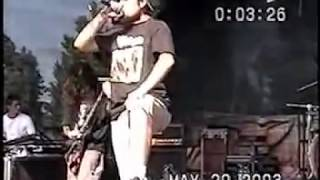 "PURULENT-""Live in Germany at the Fuck The Commerce fest 2003"