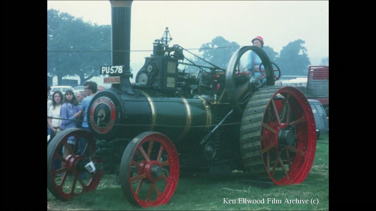 Harewood Rally 1974