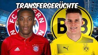 Martial im Tausch gegen Boateng zu Bayern ? Gameiro zum BVB ? Transfers und Transfergerüchte 2018/19