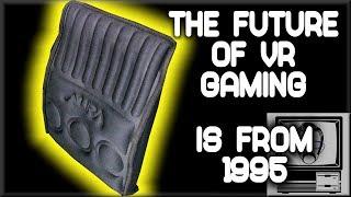 Aura Interactor VR Cushion | Nostalgia Nerd