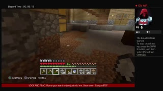 Minecreaft episode 3: House is finish and find diamond & make Nether