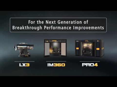 2017 Simulator range | Immersive Technologies