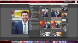 Верстка фотокниги в Adobe InDesigne
