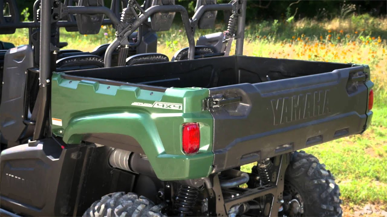2015 yamaha viking vi side by side walkaround youtube. Black Bedroom Furniture Sets. Home Design Ideas
