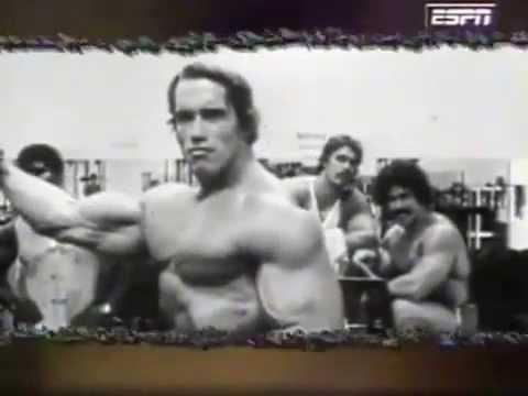 Arnold Schwarzenegger - Pumping Iron Super rare footage ...