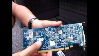 How to replace VGA Card