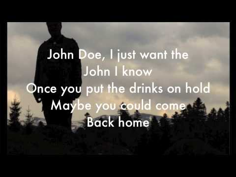 B.O.B ft. Priscilla - John Doe Lyrics
