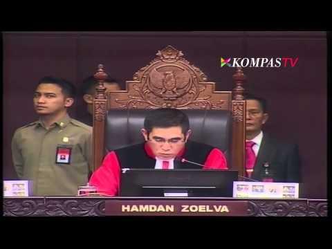Seluruh Gugatan Prabowo-Hatta Ditolak MK - Kompas Malam 21 Agustus 2014