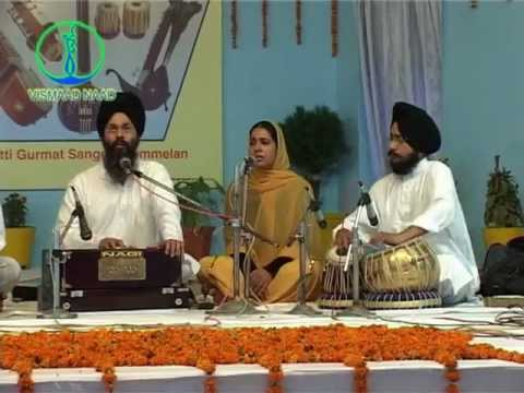Adutti Gurmat Sangeet samellan- 2004 (Partaal) Jawaddi Taksal : Dr.Charankamal Singh
