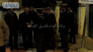 بالفيديو: استعدادات أمنية مكثفة لتأمين احتفالات عيد الميلاد المجيد بسوهاج