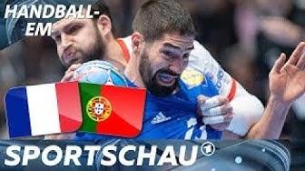 EM-Überraschung: Frankreich verliert gegen Portugal | Sportschau