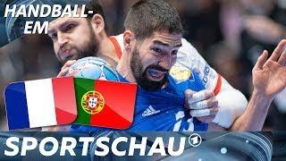 EM-Überraschung: Frankreich verliert gegen Portugal   Sportschau