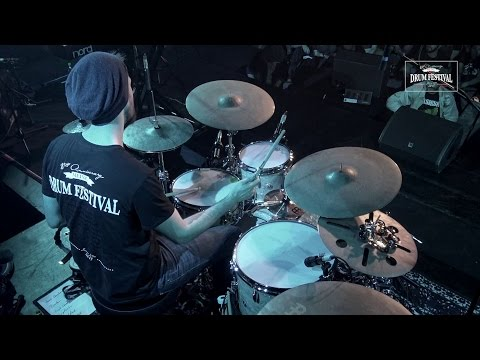 "MEINL DRUM FESTIVAL 2015 – Benny Greb's Moving Parts ""September"""