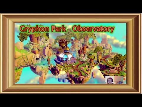 Skylanders Imaginators - Gryphon Park Observatory - Hard Mode - 3 Stars