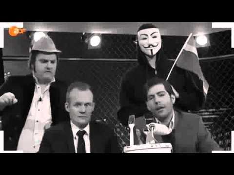 Max Uthoff 2015 | Die Anstalt,, Mit Max Uthoff Und Claus Von Wagner, Simone Solga