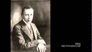 ラフマニノフ: コレルリの主題による変奏曲,Op.42 Pf.桐榮哲也:Toei,Tetsuya