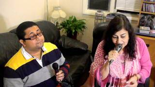 Woh Hai Zara Khafa Khafa By Sunny & Jyoti First time