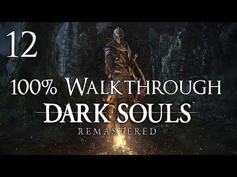 Dark Souls Remastered - Walkthrough Part 12: Sif, the Great Grey Wolf