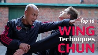 Top 10 wing chun techniques thumbnail