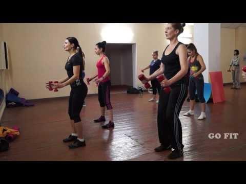 Функциональная тренировка фитнес