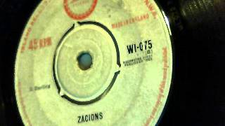 zacions - the vikings - island 1963