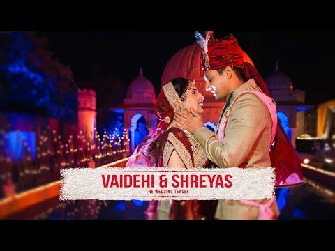 Vaidehi & Shreyas - The Teaser