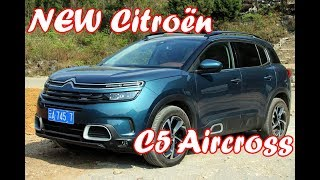 NEW Citroen C5 aircross  2018 | First look | Español