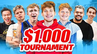 Live $1000 YouTuber Basketball Match FT 2HYPE, MMG, AJ, Kenny Chao