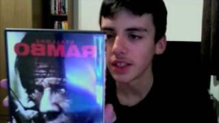 Christmas DVD Update