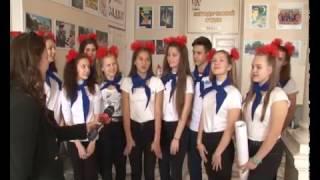 Юные севастопольцы сражаются за право называться лучшей командой Российского движения школьников