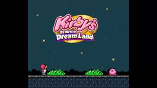 Smw Custom Music Extended - Over The Hills (KDL3 Remix) - Kirby's Return To Dream Land