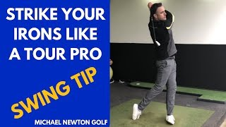 Strike Your Irons Like A Tour Pro - Swing Tip