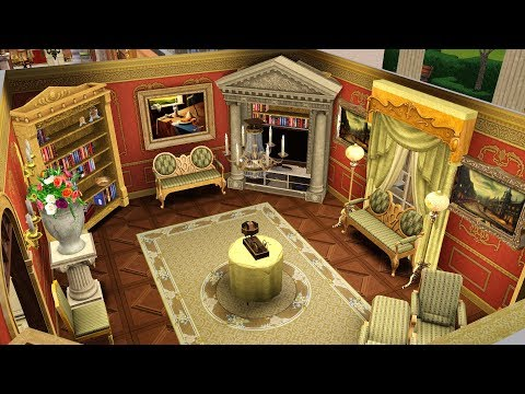 The Sims 3 - VHL Part 11 TV Room and Bedrooms!