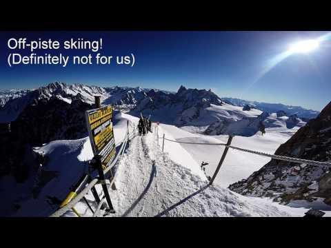 Trip to Geneva and the French Alps (Chamonix, Mont Blanc)