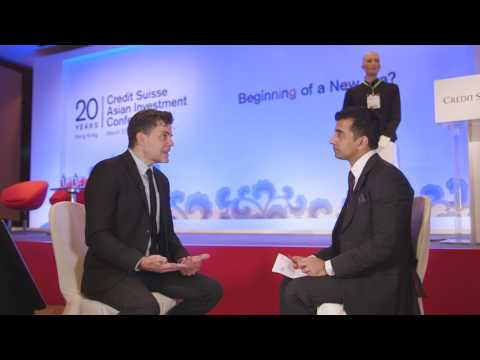 AIC 2017 Conversations: Credit Suisse's Billy Naveed speaks with Dr. David Hanson