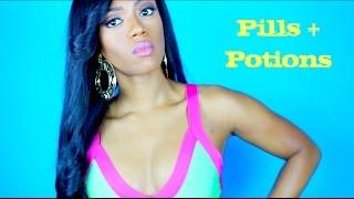Nicki Minaj - Pills N Potions [MUSIC VIDEO] Cover by CERESIA
