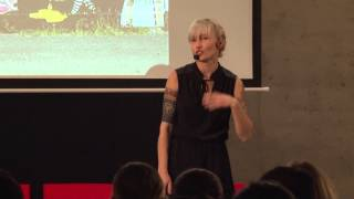 Moje cesta byla klikatá / My way was not a straight one either | Petra Gherbetz | TEDxOstrava