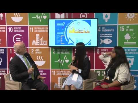 Why Solving Climate Change is the a United Nations' priority? A Conversation with Youth
