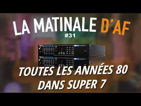 Super-7, le nouvel atout d'UVI - LA MATINALE D'AF #31