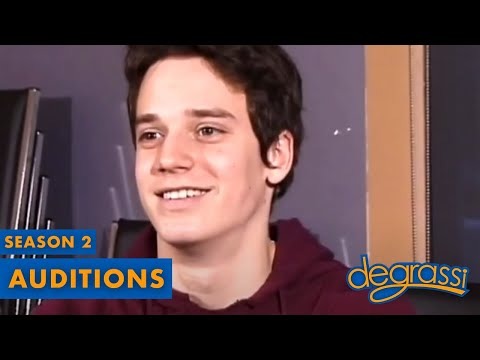 Degrassi: The Next Generation | Season 2 | Auditions